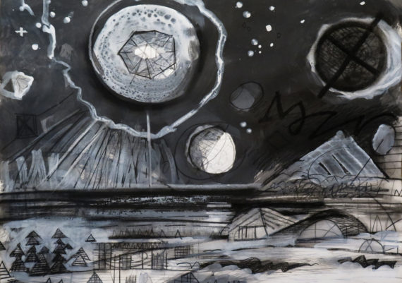 Landscape Enigma B-2020